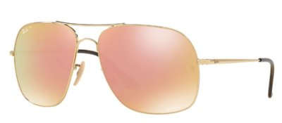 Ray Ban -RB3587CH 001/10 61 15 140